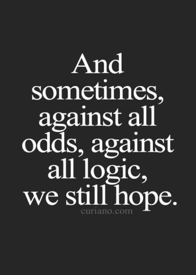We Still Hope